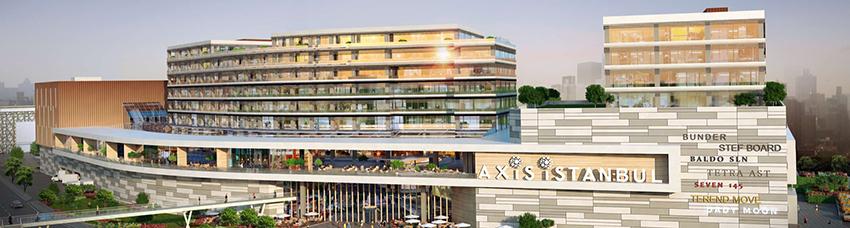 axis istanbul ofis