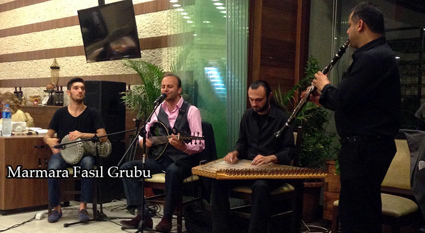 istanbul fasıl grubu orkestra